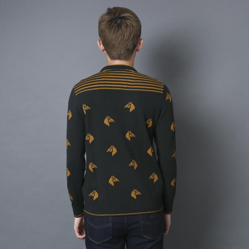 比华利保罗 秋冬季节羊毛衫 13714797-69