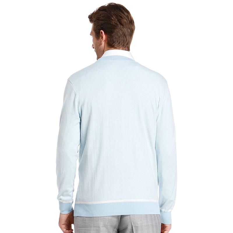 华斯度vasto男士针织衫13120720912